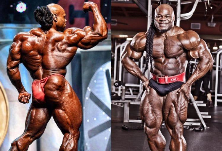 Kai Greene Bodybuilding Split