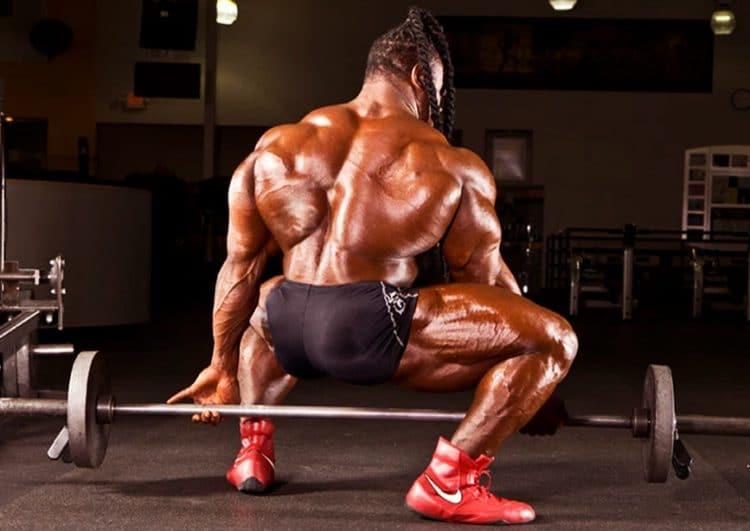 Kai Greene Legs Workout