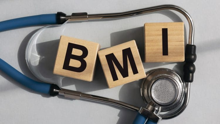 Reverse BMI