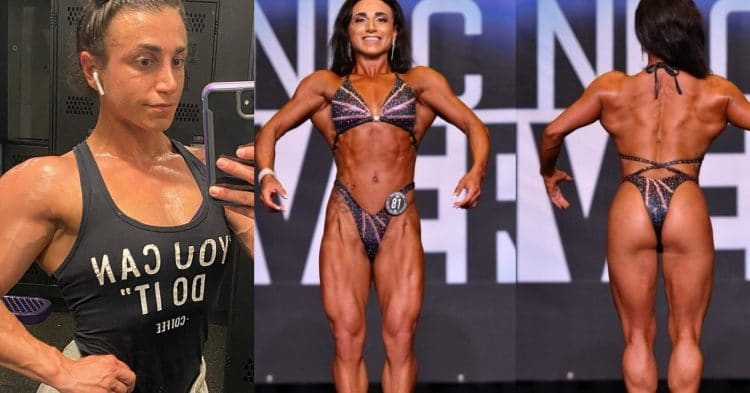 Sofia Graham Bodybuilder