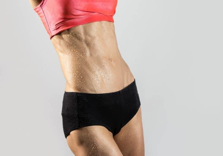 Sweat loss vs. Fat loss
