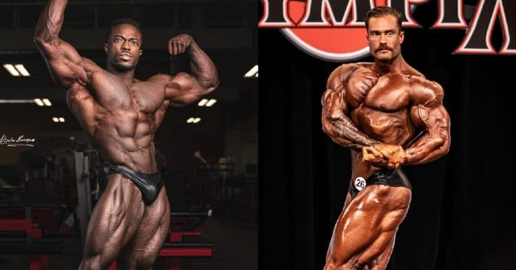Terrence Ruffin Chris Bumstead
