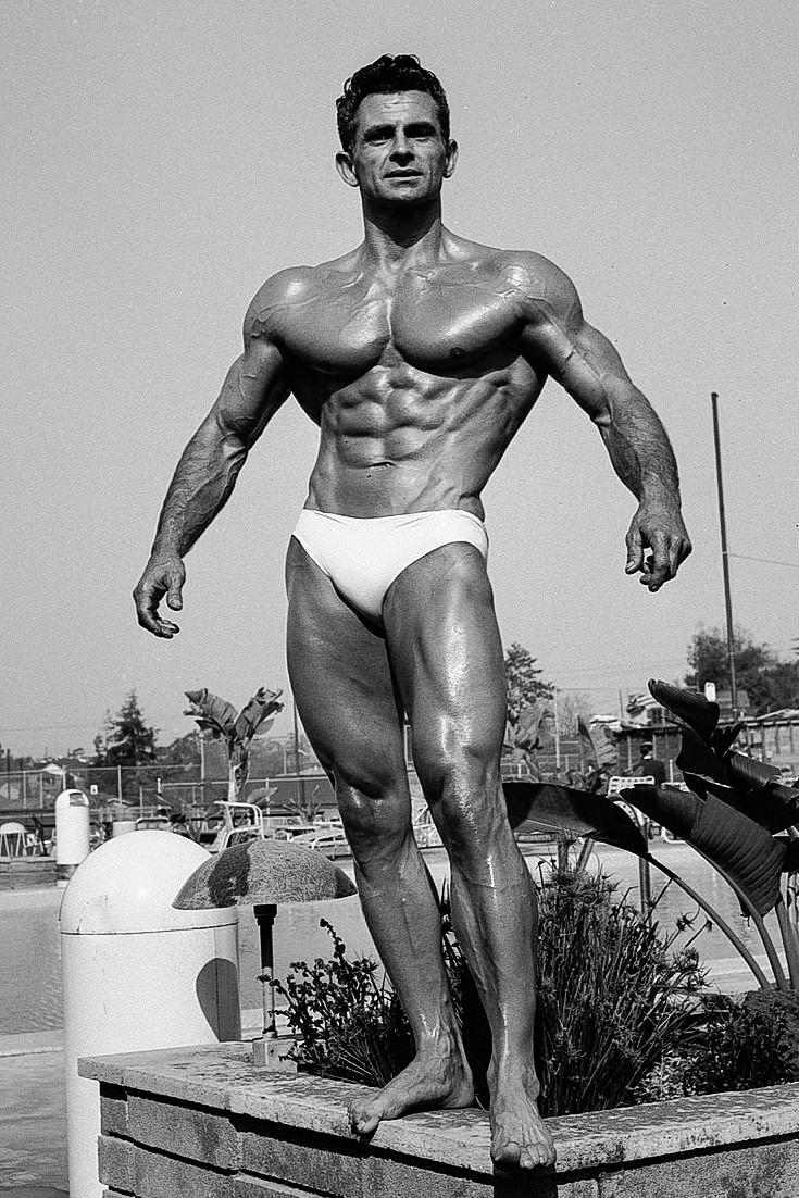 The Legacy Of Vince The Iron Guru Gironda Tall