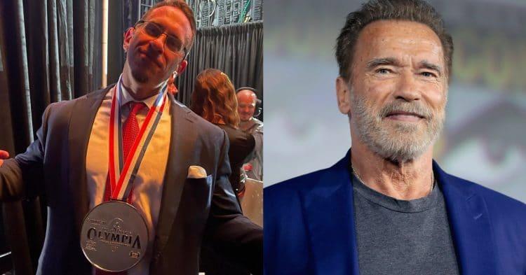 Aaron Singerman Arnold Schwarzenegger