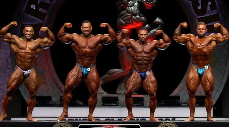 Arnold Classic 2021 Pre-Judging