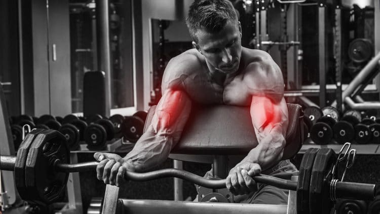 Biceps 21s To Build Bigger Arms