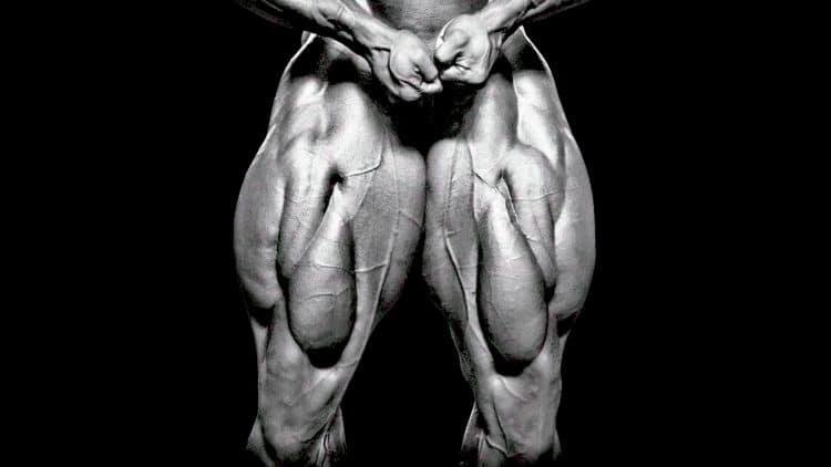 Bigger Legs Without Machines