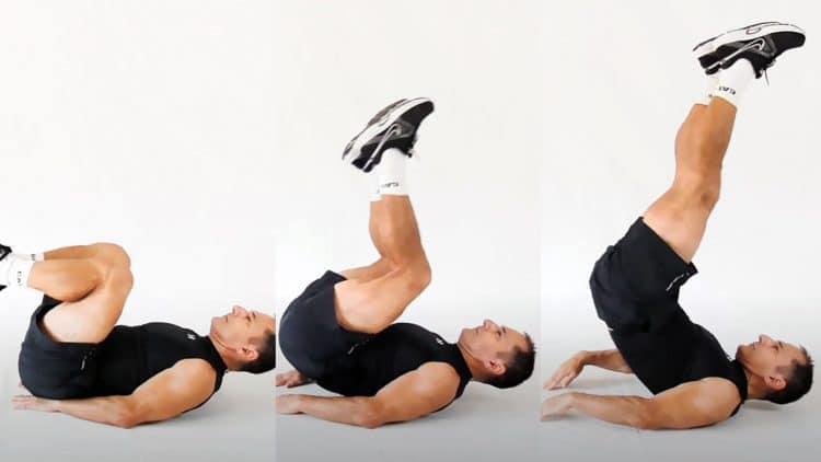 Butt Ups Exercise