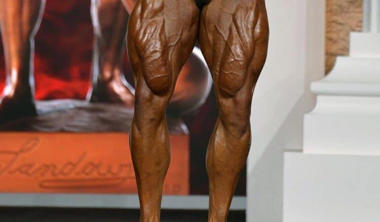 Chris Bumstead Legs