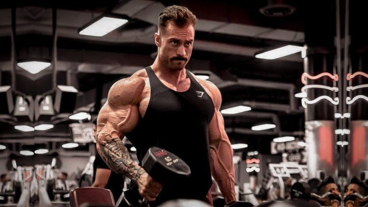 Chris Bumstead Workout