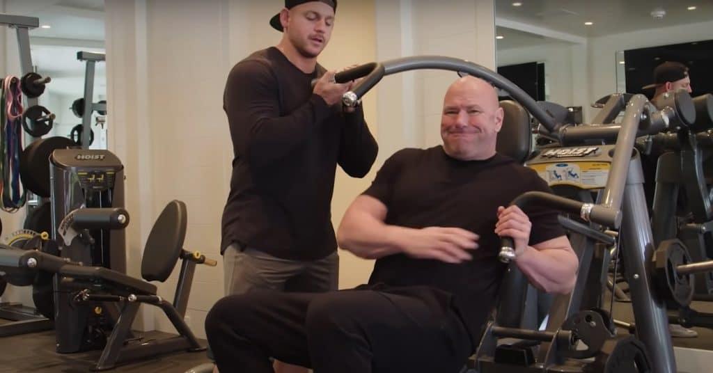 Dana White Workout