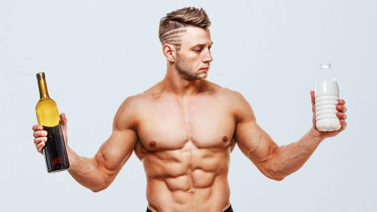 Drink Alcohol Without Losing Muscle
