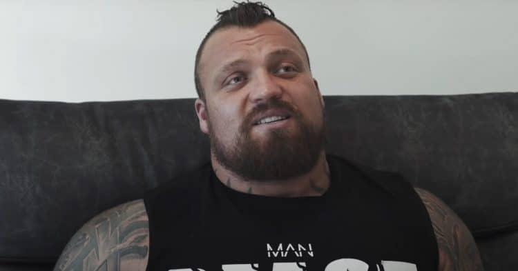 Eddie Hall React Thor Boxing
