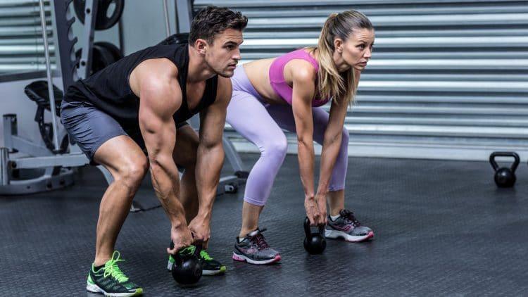 Kettlebell Swings Exercise Guide