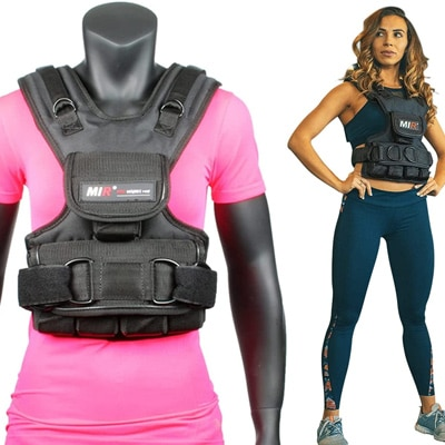Mir Womens Weighted Vest