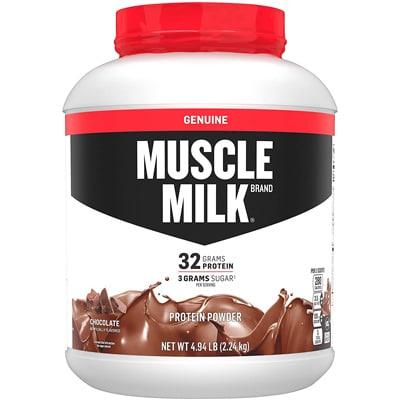 Muscle Milk Genuine Protein Powder