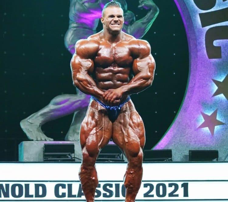 Nick Walker Most Muscular