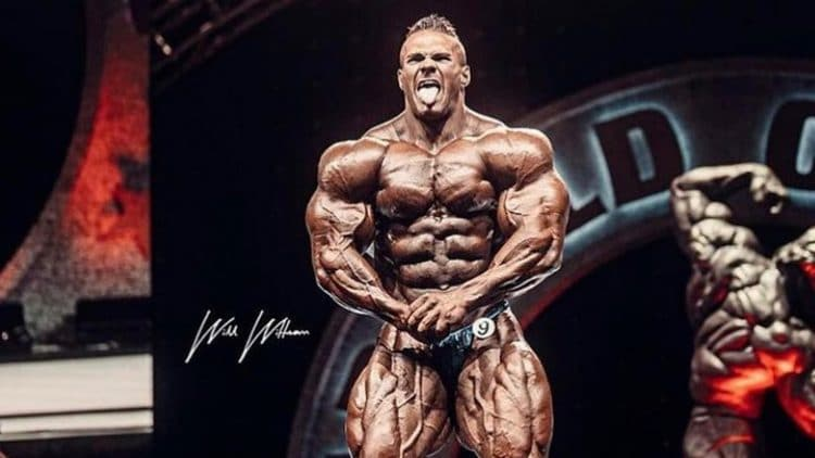 Nick Walker At Arnold Classic
