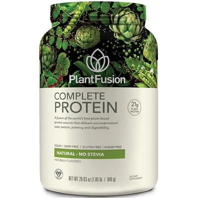 PlantFusion Complete Plant Based Pea Protein