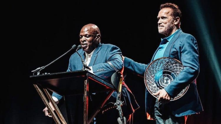 Ronnie Coleman Lifetime Achievement Award