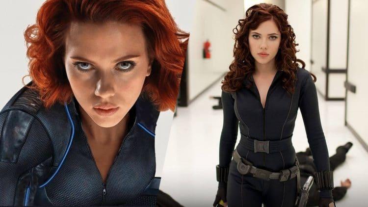 Scarlett Johansson Workout Program