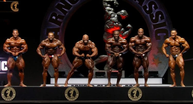 Second Callout Arnold Classic Bodybuilding