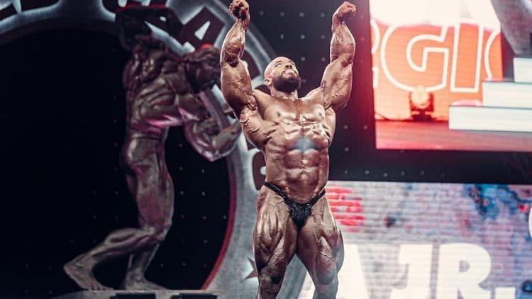 Sergio Oliva Jr Bodybuilding Posing
