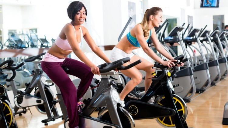 Spinning Calories Burned Calculator