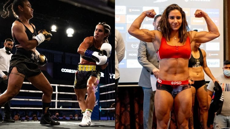 Stefi Cohen vs. Marcelo Nieto Boxing Bout