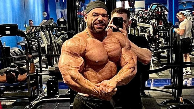 Steve Kuclo Weeks Out From 2021 Arnold Classic