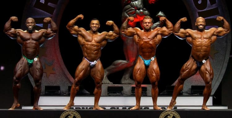 Third Callout Arnold Classic Bodybuilding