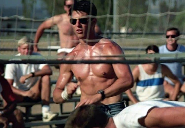 Tom Cruise Workout Plan