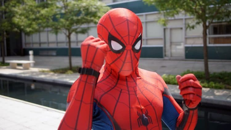 Tom Holland's Spiderman Workout Program