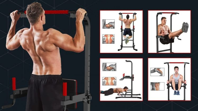 Ultimate Power Tower Workout