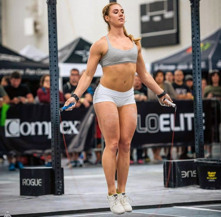 Brooke Wells Jump Rope