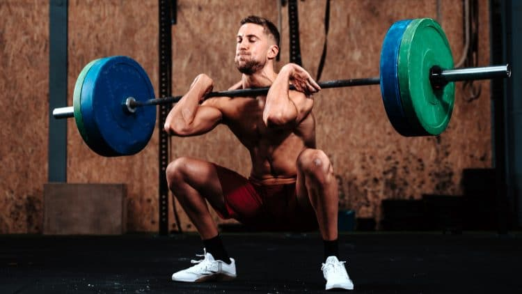 Thruster Exercise