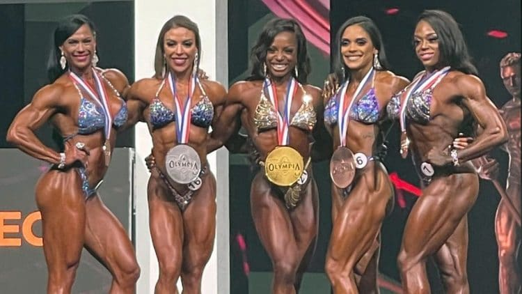 2021 Ms. Figure Olympia
