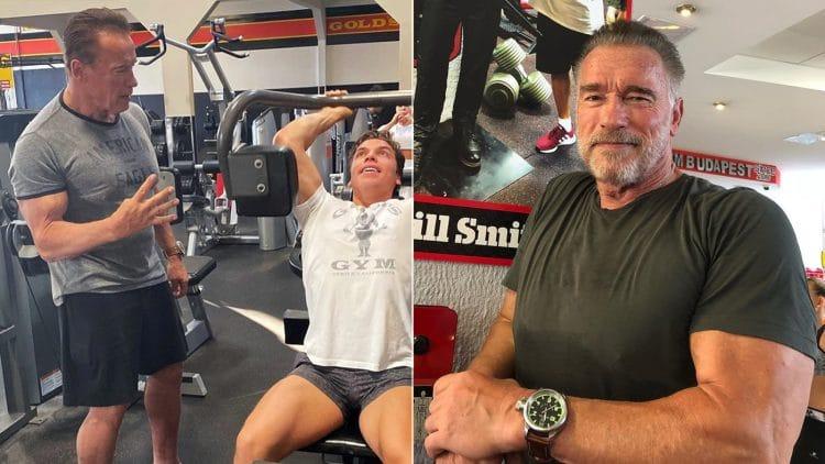 Arnold Schwarzenegger Fitness Priorities