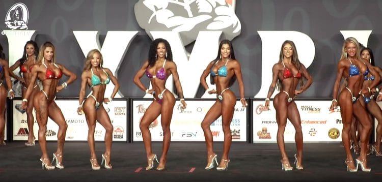 Bikini Olympia 2nd Callout