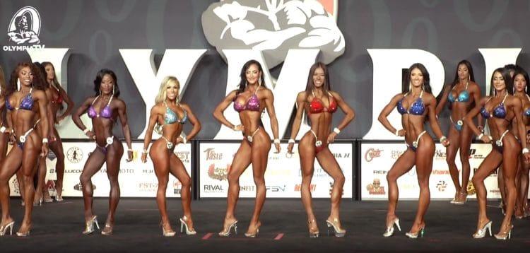 Bikini Olympia 3rd Callout