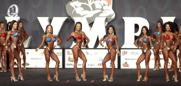 Bikini Olympia 4th Callout