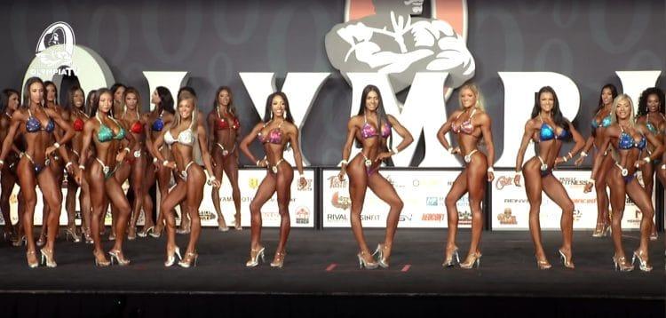 Bikini Olympia 5th Callout