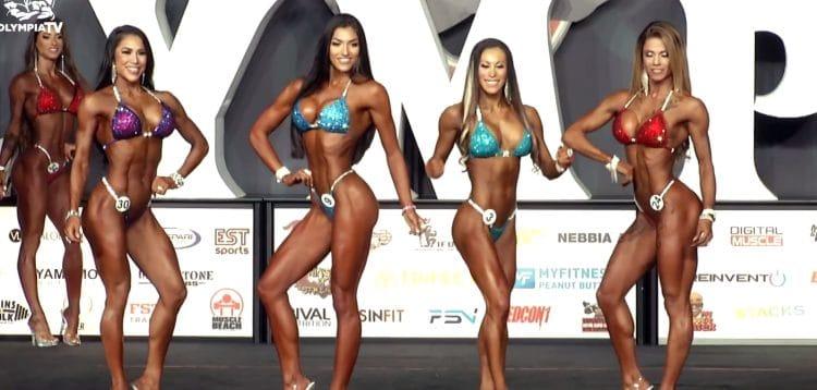 Bikini Olympia 6th Callout