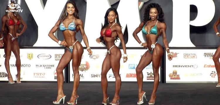 Bikini Olympia 7th Callout