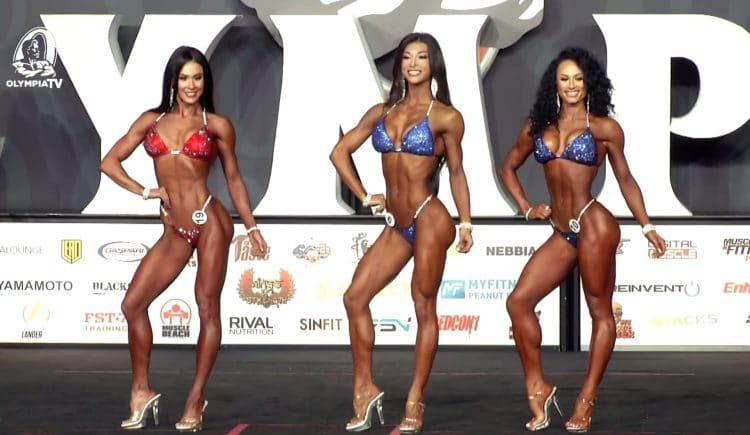 Bikini Olympia Final Callout