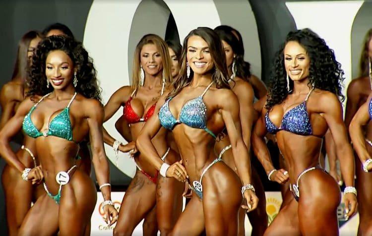 Bikini Olympia Pre Judging2