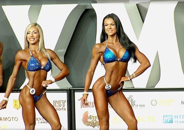 Bikini Olympia Pre Judging3