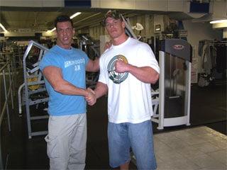 Bob Bonham And John Cena