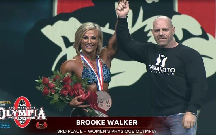 Brooke Walker Women's Physique Olympia