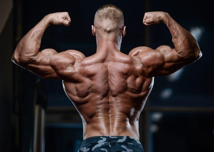 Brutal Strong Bodybuilder